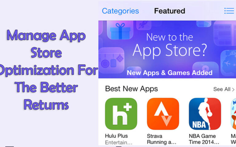 app store optimization