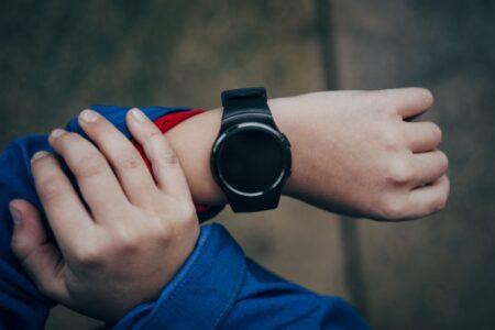 fitness wearable watch