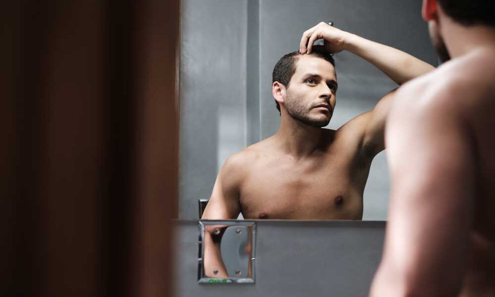 Hair Loss Problems and Solutions for Men www.justlittlethings.co.uk