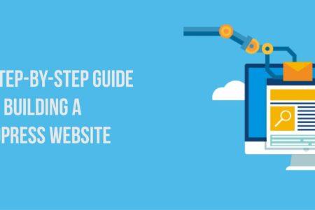 Simple Step by step Guide in Building a WordPress website
