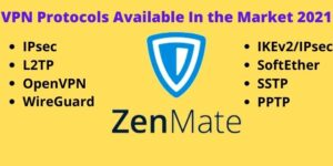 VPN Protocols Available In the Market 2021