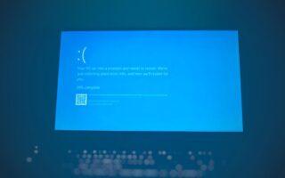 common window error