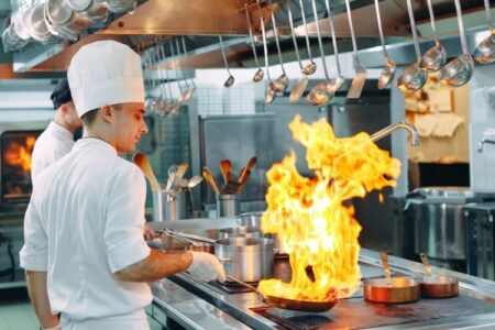Commercial Kitchen Gas Safety Tips