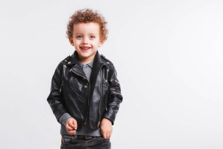 Guide to buy Leather Jackets for Kids-www.justlittlethings.co.uk